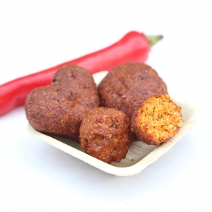 falafel chilli rot momen food