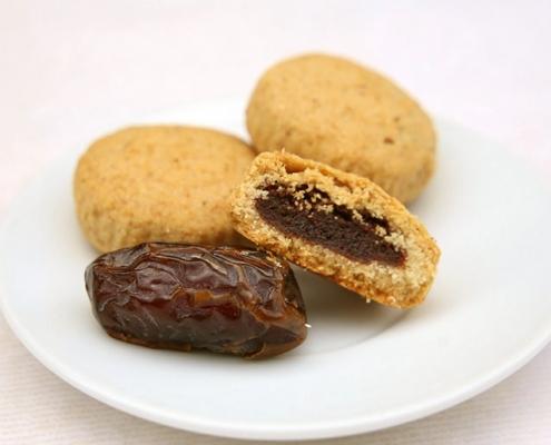 gesunde süßigkeiten maamoul dattel momen food