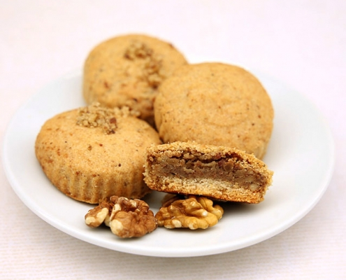 gesunde süßigkeiten maamoul walnuss momen food
