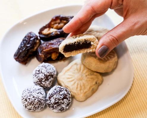 lieferservice wien vegane kekse