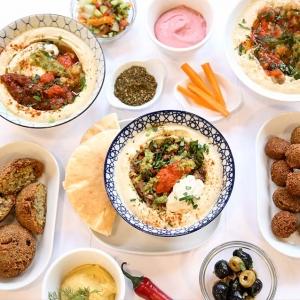 orientalische spezialitäten falafel bestellen momen food