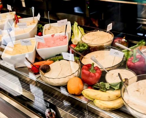 hummus neuheiten buffet momen food